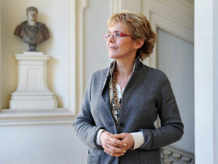 Elena Cattaneo senatrice