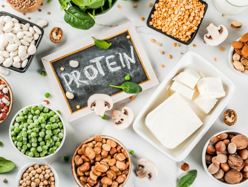 Come sostituire le proteine della carne?