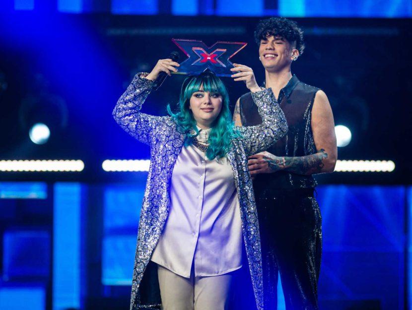 Casadilego la vincitrice di X Factor 2020