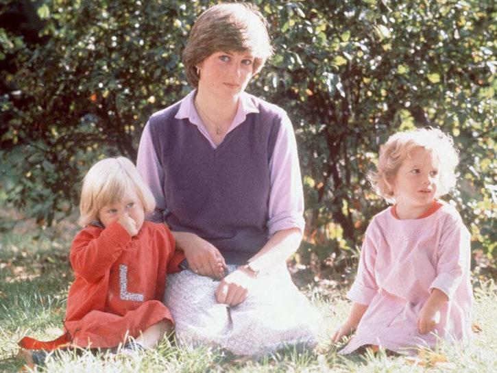 Gilet Lady Diana