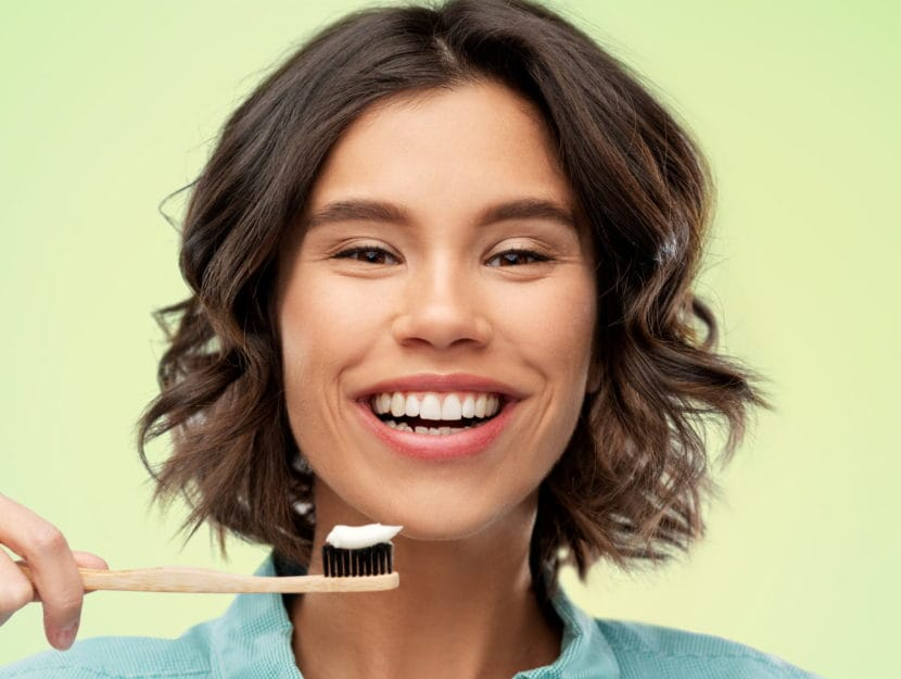Lavarsi i denti in modo sostenibile