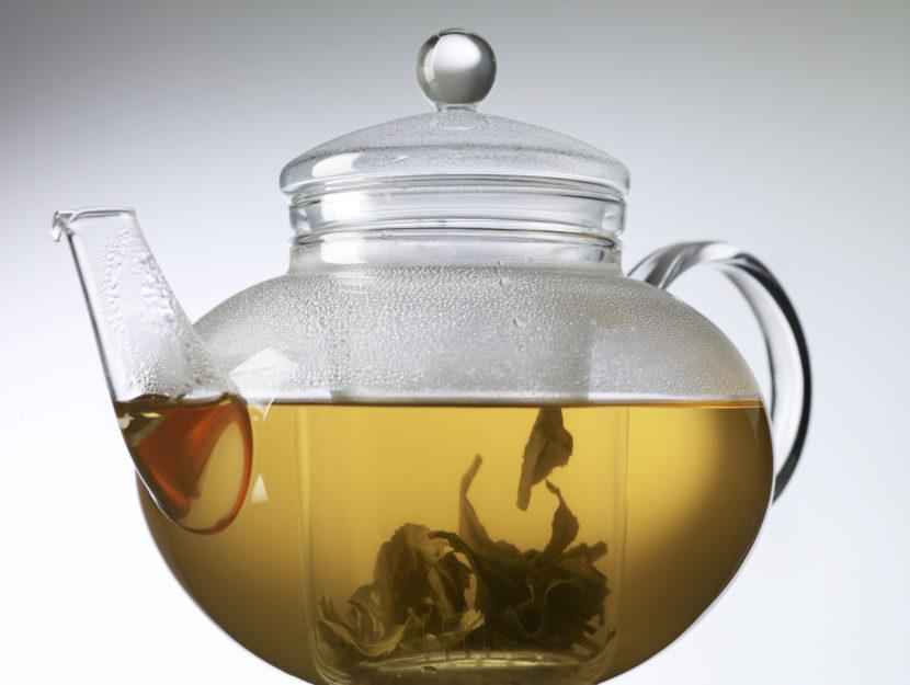 tè sui capelli