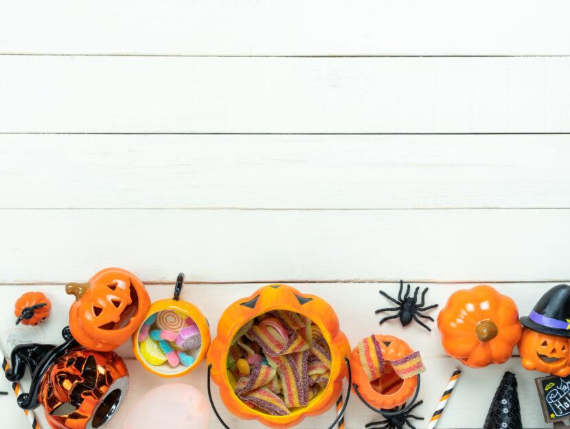 halloween sostenibile