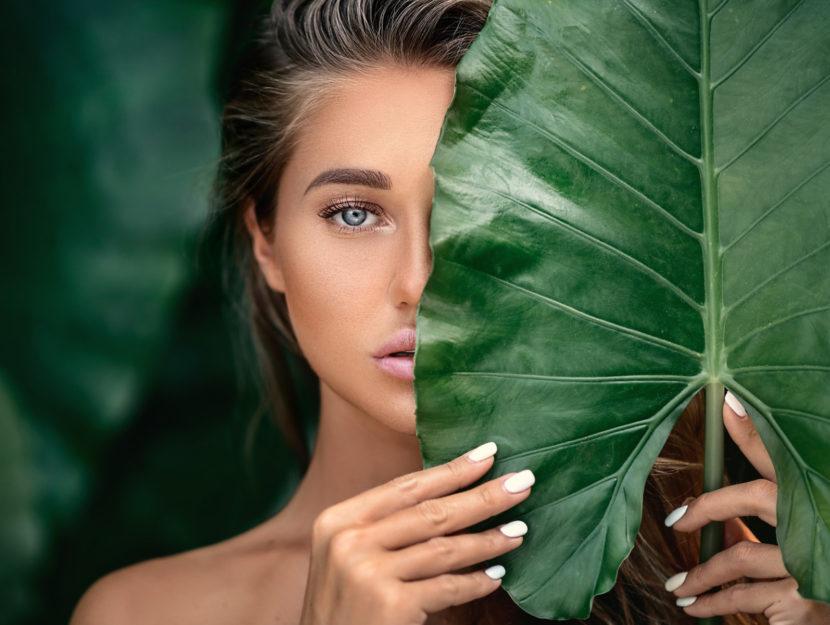 Donna beauty green