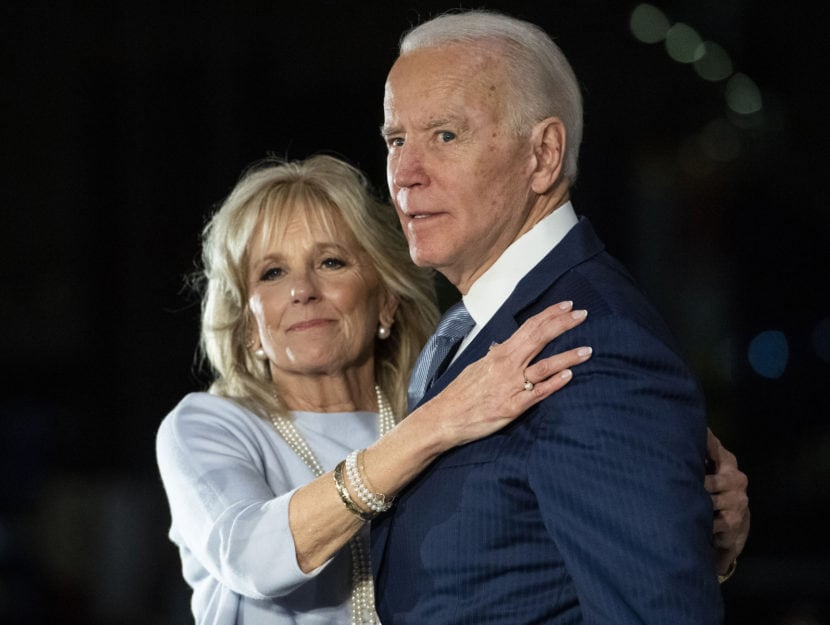 Jill Biden e Joe Biden