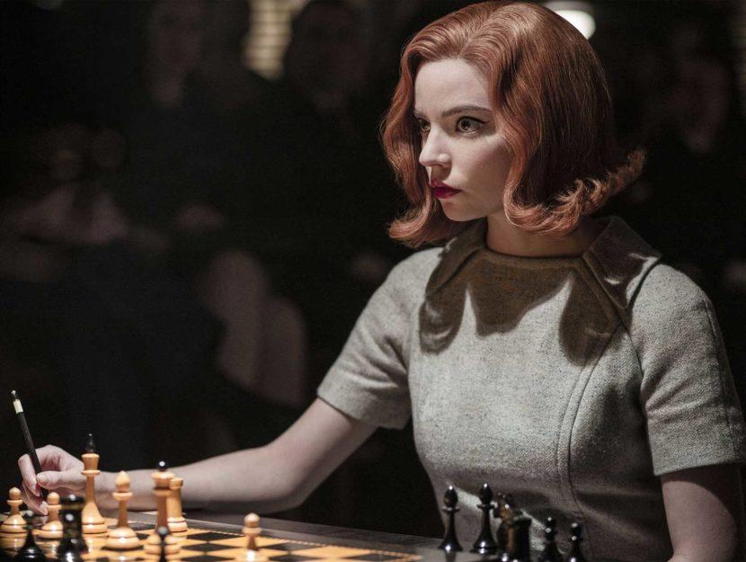 La regina degli scacchi serie tv