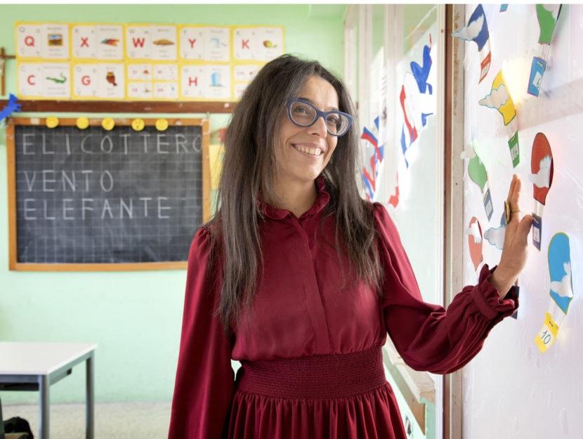 Marilena Abbatepaolo preside