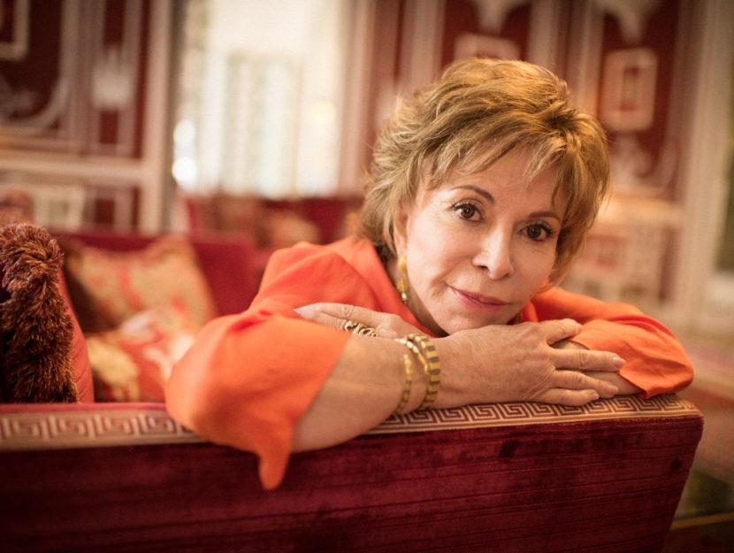 Isabel Allende scrittrice