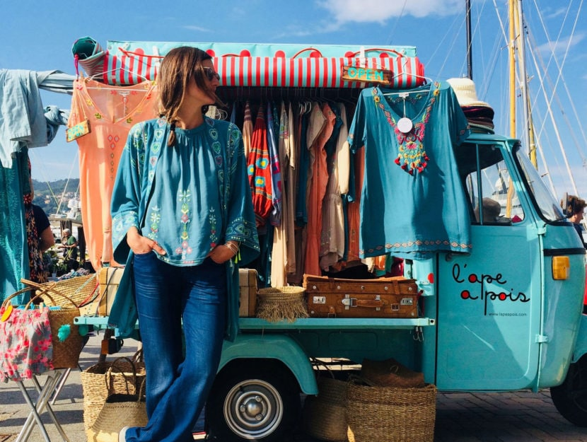 Fashion truck di L'ape a pois