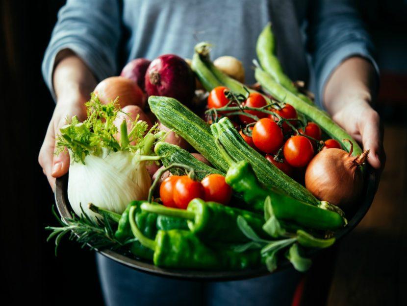 verdure cotte o crude