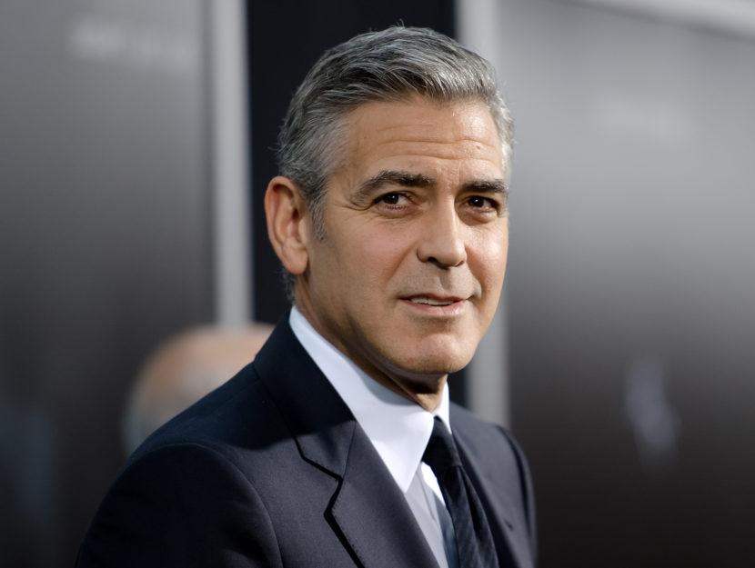Gravity George Clooney 2013