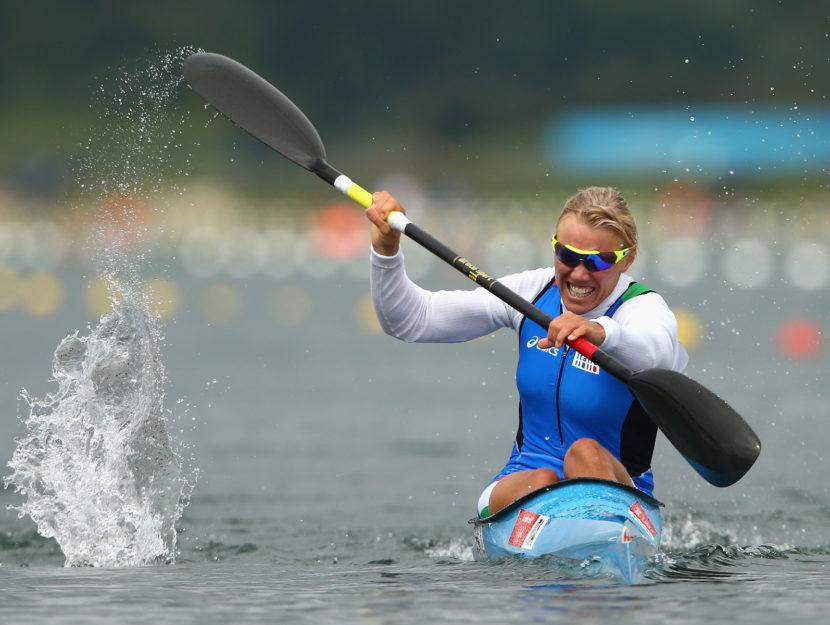 Josefa Idem Women Kayak Single