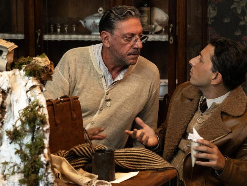 Sergio Castellitto Natale in casa Cupiello film
