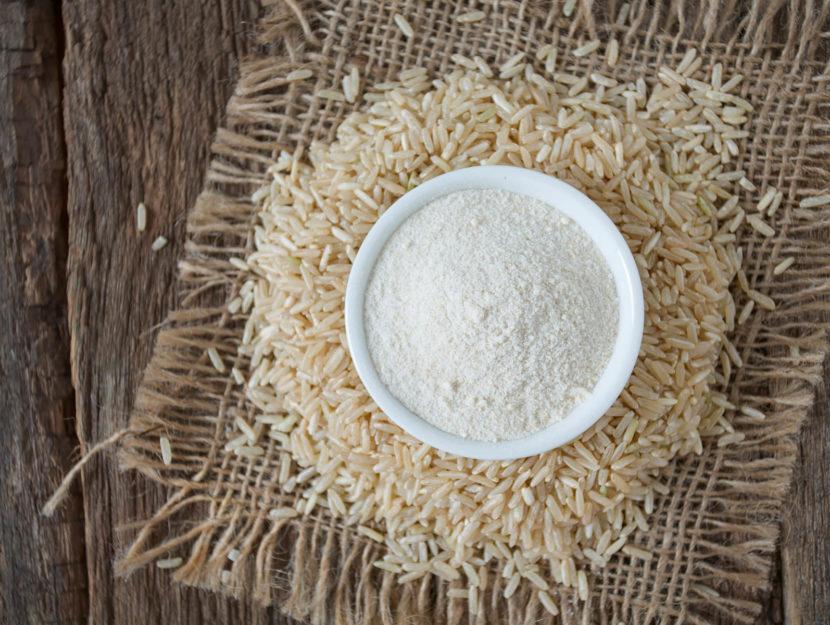 amido di riso proprietà