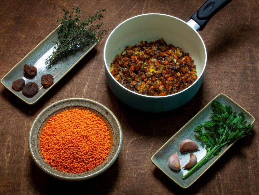come cucinare le lenticchie in padella
