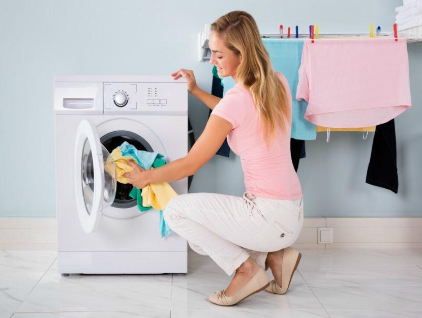 Lavatrice e cattivi odori