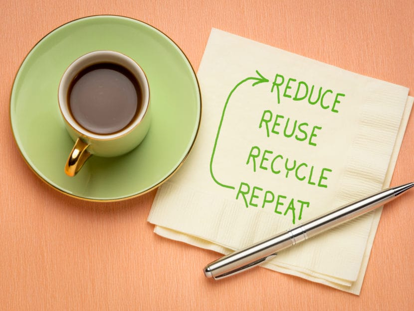 come riutilizzare oggetti