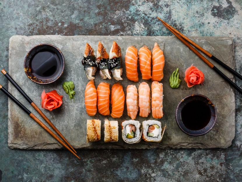 ricette di sushi