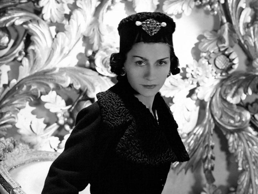 Coco Chanel Vogue 1937
