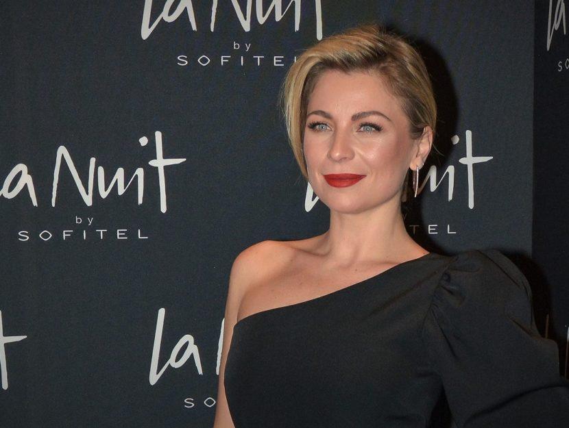L'attrice Ludwika Paleta