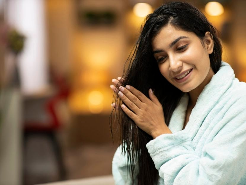 olio Bhringraj capelli