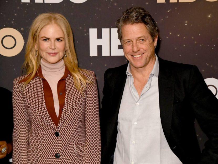 The Undoing - Nicole Kidman Hugh Grant