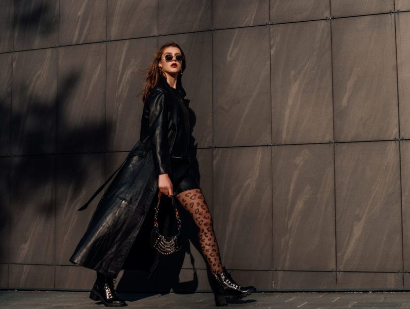 Vestirsi sempre di nero