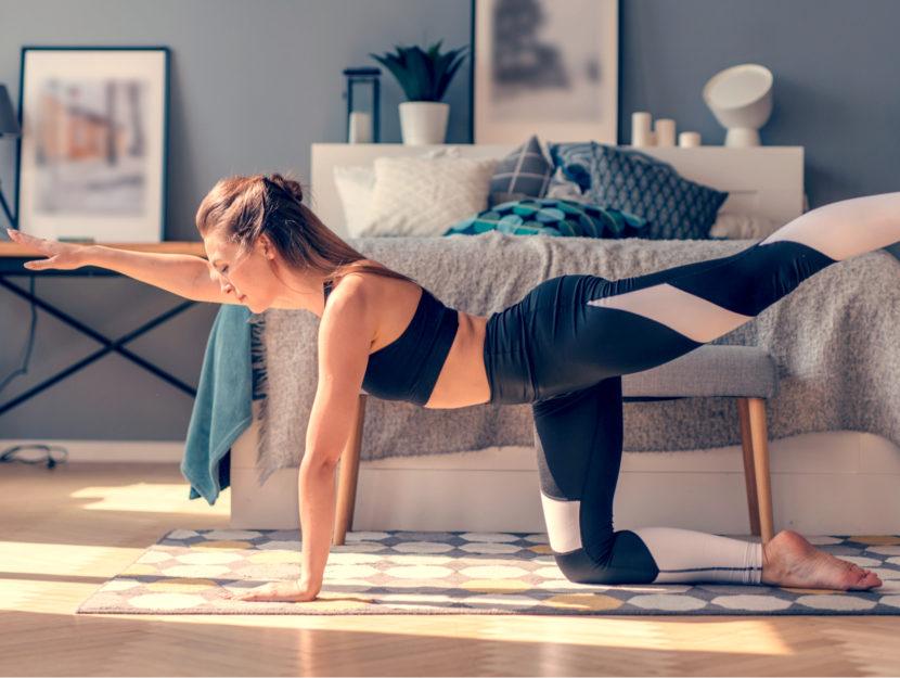 esercizi muscoli core