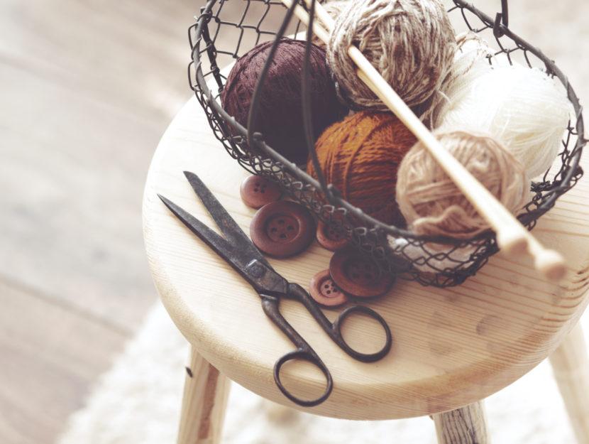 fare la maglia cosa serve