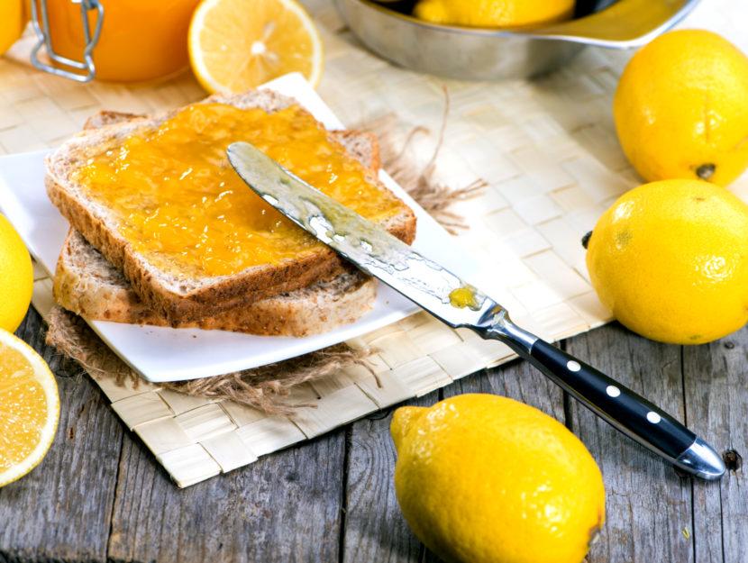 ricetta marmellata di limoni fatta in casa