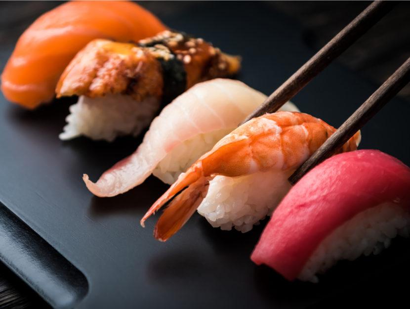 come preparare il sushi nigiri