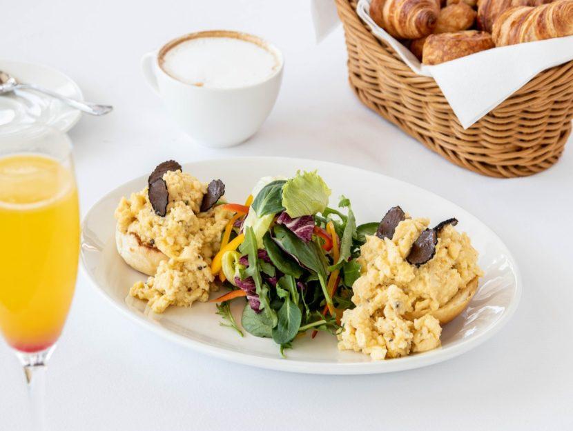 verdure a colazione
