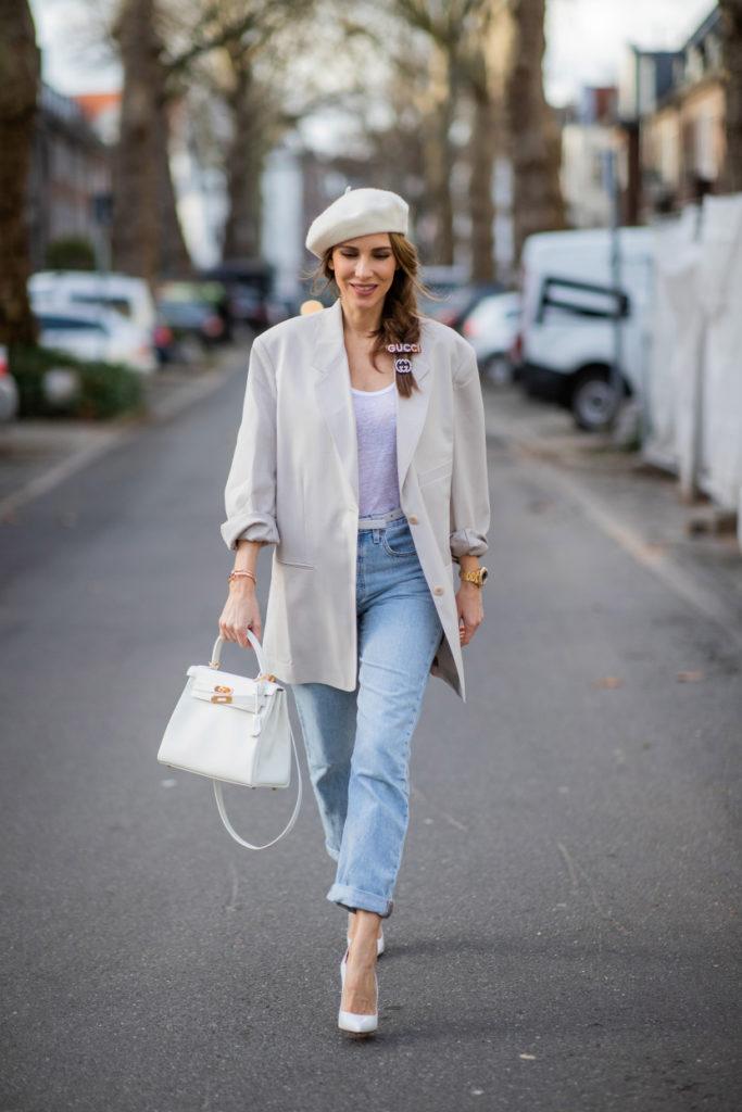 Jeans a vita alta primavera estate 2021