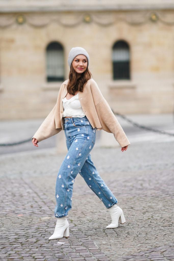 Jeans con strappi primavera estate 2021