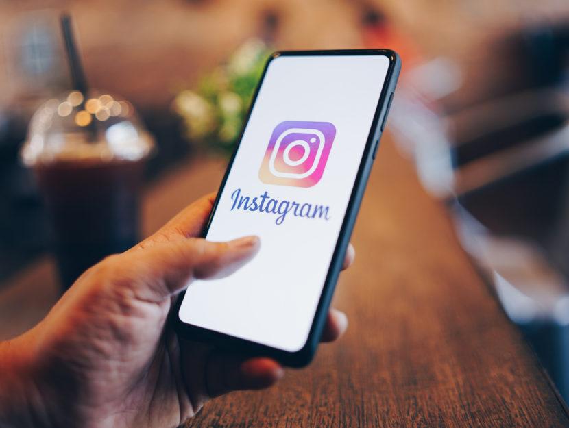 Piattaforma Instagram