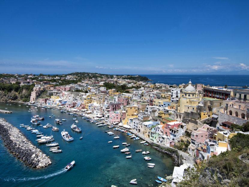 Procida isola Campania