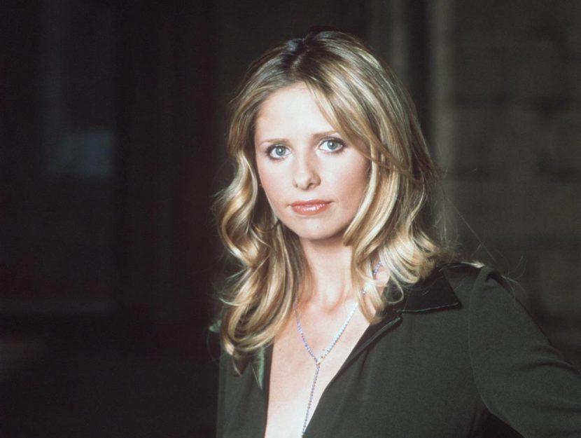 serie tv su Amazon Prime Video vintage-Buffy