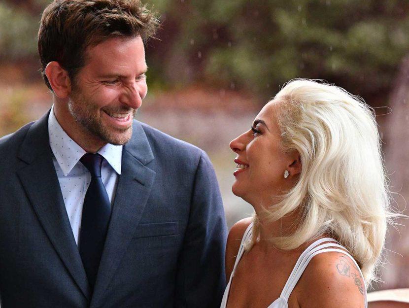 Bradley Cooper e Lady Gaga a Venezia