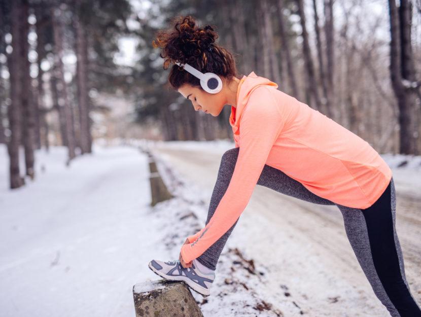 allenamento al freddo