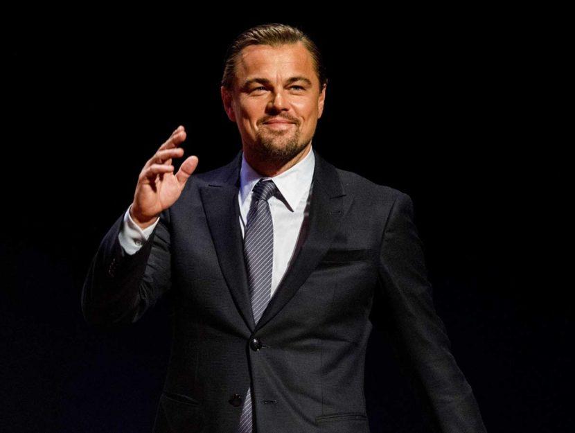 Leonardo DiCaprio 2018