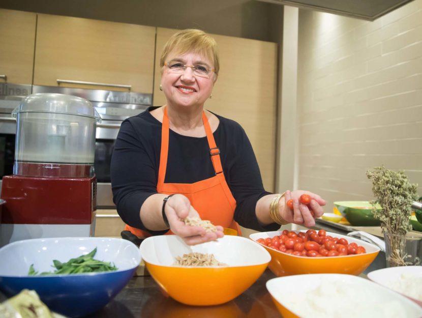 Lidia Bastianich 2015
