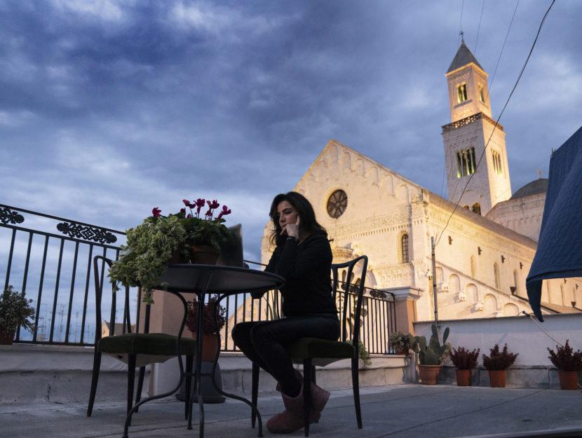 Lolita Lobosco Bari Luisa Ranieri