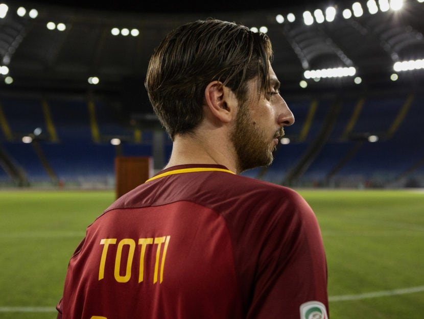 Pietro Castellitto film Francesco Totti