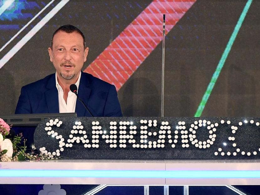Sanremo Festival Amadeus,