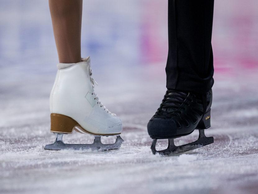 Serie tv pattinaggio su ghiaccio