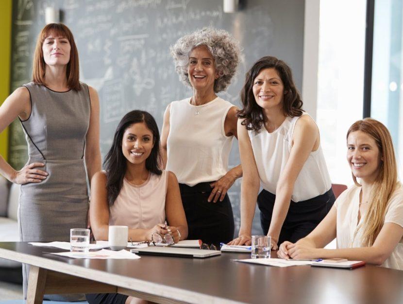 team di donne