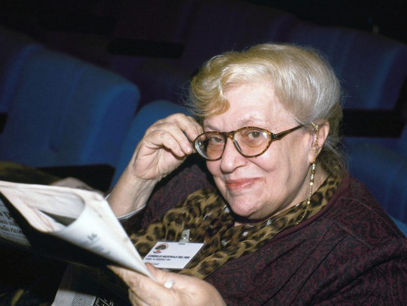 Laura Conti ecologista