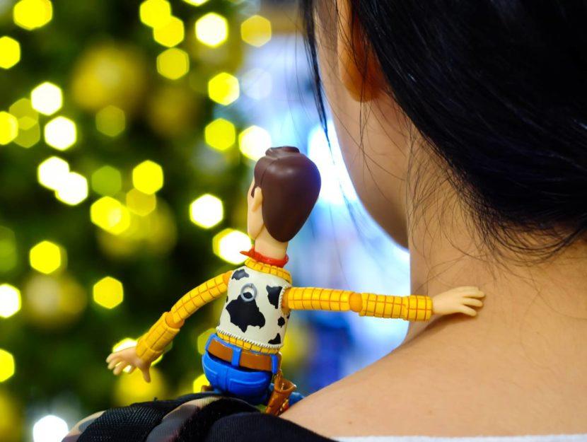 Toy Story è stato il primo film realizzato dalla Pixar Animation Studios e distribuito dalla Walt Disney Pictures