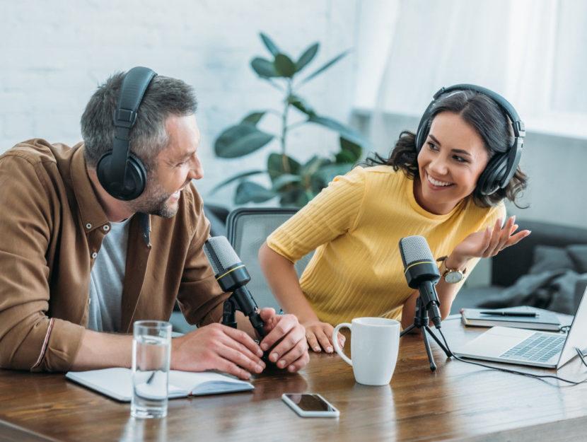 Migliori podcast da ascoltare