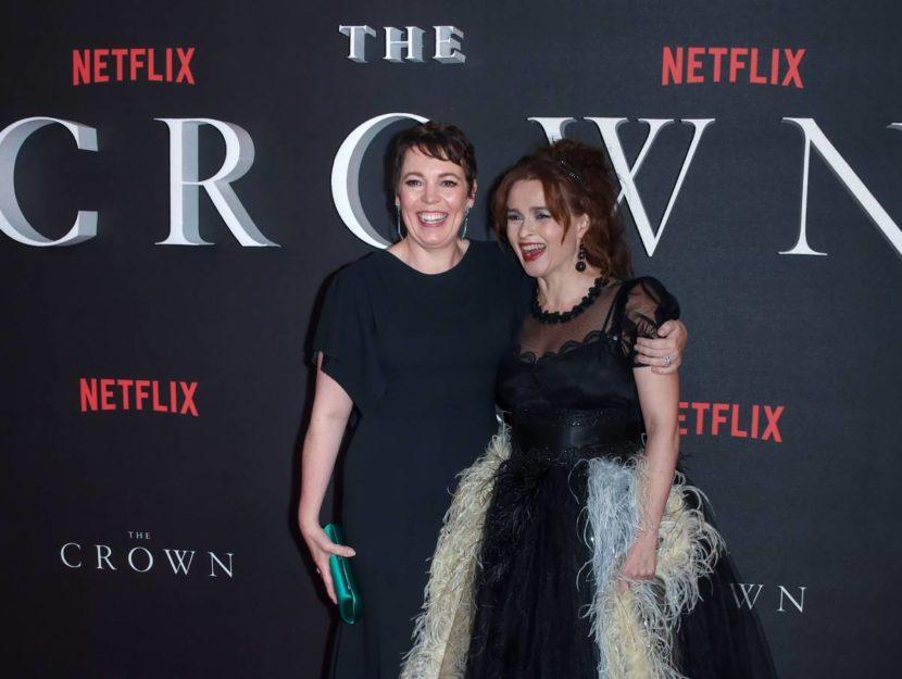 Olivia Colman e Helena Bonham-Carter sono grandiose interpreti di The Crown